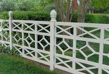 Ideas for Garden Fencing