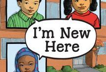 Picturebooks: Immigration