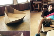Origami splash