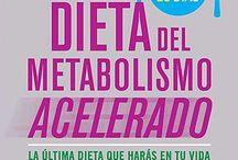 tips para ejercitarse y alimentarse sanamente.