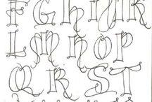 betűformák