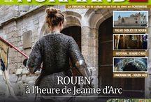 Patrimoine Normand 99 / Rouen à l'heure de Jeanne d'Arc Plus d'informations : http://www.patrimoine-normand.com/achat-patrimoine-normand-99-408196.html