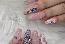 νυχια ροζ
