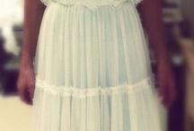 white attire / by Charlotte Tripson