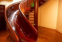 Steps, Stairs & Bannisters