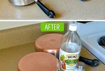 How to clean pots