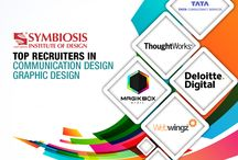 Placements@ SID / Top recruiters at Symbiosis Institute of Design for Bachelor of Design!