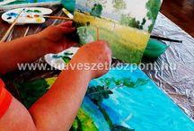 ArtTherapy & Relax / Művészetterápia, lelki harmónia, relaxációs gyakorlatok. Art Therapy