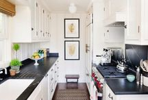 Modern Kitchen Design Idea / This board is about interior design, moedern kitchen designing ideas.