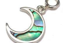 moon shaped jewelry