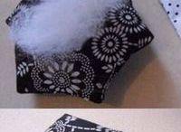 Almofadas para agulhas