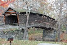 Covered bridges / by Andrea Lampo