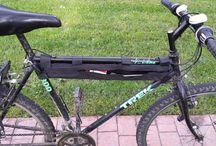 Nähen Fahrrad