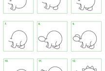 Jak nakreslit zvire