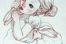 Illustrations / by Arte Banale