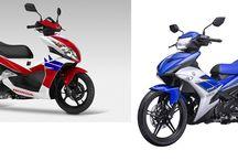 daftar motor baru 2015 / Beberapa motor baru yg udah di daftarin di th 2015
