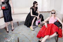 Dior AW campaign 2014