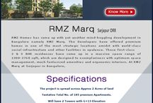 RMZ Marq / - - Excellent Home for an Excellent Living - -