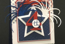 Cards - 4th of July/Memorial Day