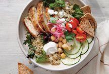 Healthy food / Recipes