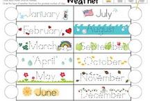 Calendar ideas / by Julie Sellards