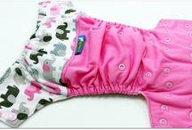 Cloth nappie ideas