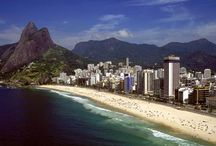 Travel Vacations Brazil / by ✈Top Travel Europe✈ Vacations Holidays