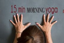 Beginner Yoga Class-Sunday Mornings / by Becca Bertholic