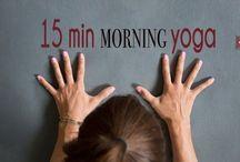 Yoga morning