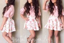 Girl kids outfit