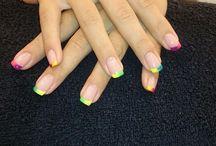 Manichiura,Modele si Picturi Design nail art / Manichiura si pictura unghii nail art