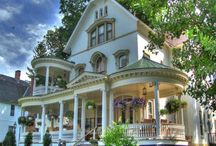 Victorian house / House:))
