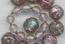 Rare Beads / Beads that range from hard to find to exceedingly rare.  / by Picklevalentine