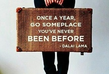 More than....Once a year...........let's go anywhere.....been there...loved that!
