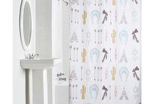 30 Cortinas de baño originales y divertidas para la ducha