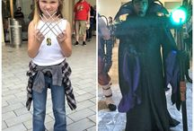 Cosplay / Awesome examples of cosplay I've seen at conventions! Follow the links to see more!