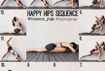 Yoga sequenced