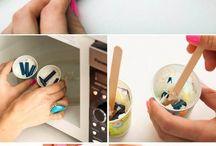 Crafty Crafts / by Rachel Higgs-Motte