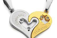 Парные Кулоны для Влюбленных | Couple Pendant for Lovers / Парные кулоны для влюбленных и друзей https://diademagrand.com.ua/kulon.html