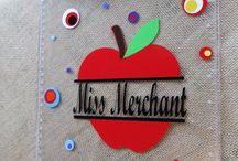 Teacher gifts / by Heather Nason
