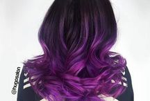 Hair colours I want to try!