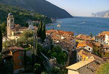 Italy, Lago di Garda, Nago + Torbole