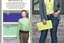 Fashion color ideas