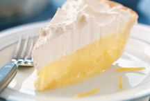 Recipes / Lemon meringue pie