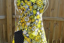 Aprons / by Julia's Bowtique