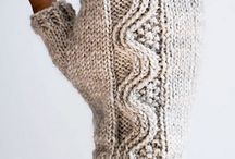 Knits - Look Ma No Fingers