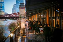River Roast Wedding, Chicago IL
