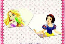 Rapunzel & Pamuk Prenses / Bu pano pamuk prenses ve rapunzel hayranları için kurulmuştur./This pano is made because of SnowWhite and rapunzel likers.