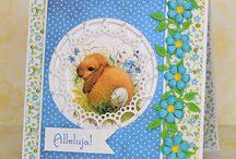 Kartki Wielkanocne/Easter cards