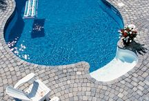 Pool paving ideas